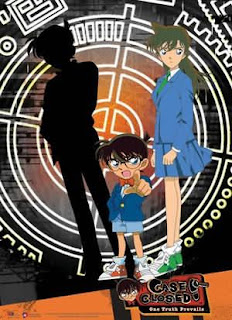 Detective Conan Episode 802