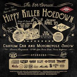 8th Annual Hippy Killer Hoedown