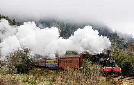 El último tren a casa (cuento)