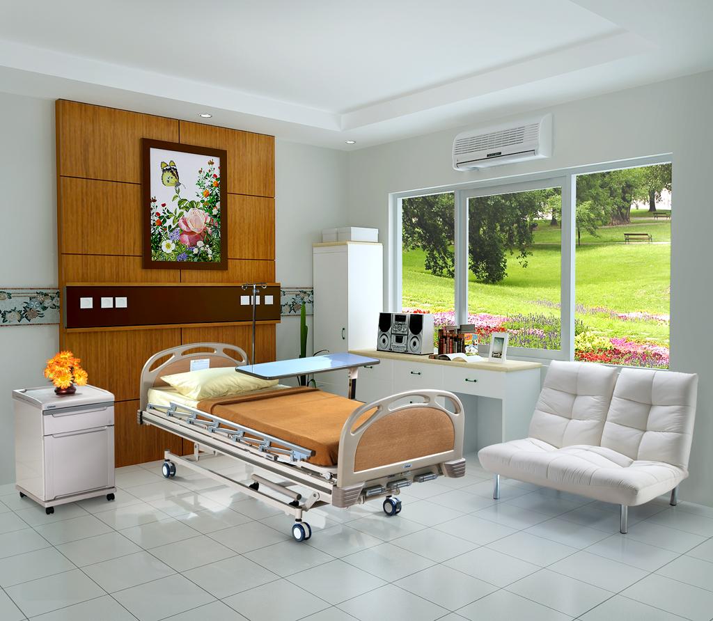 218 Desain Ruang Inap Rumah Sakit Mewah Gambar Rumah Idaman