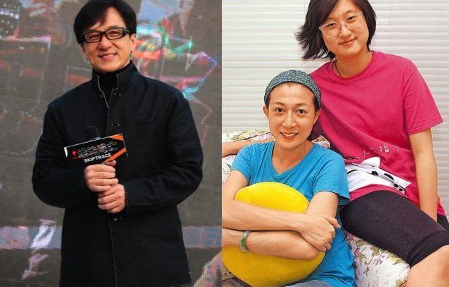 TVB Entertainment News: Etta Ng talks about Jackie Chan ...