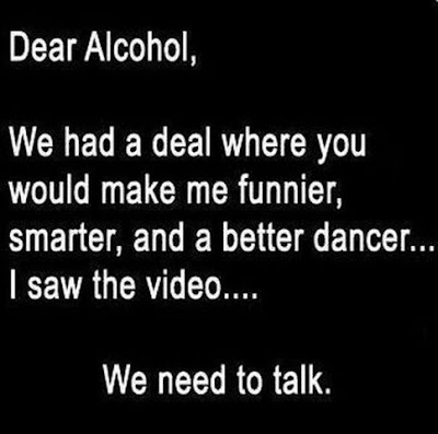 Funny picture about alcohol