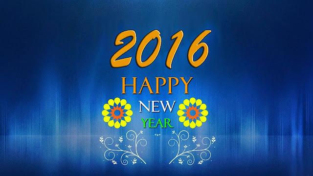 Haooy New Year 2016 wallpaper