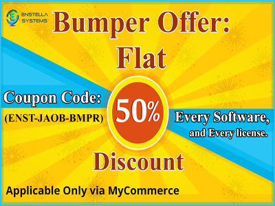 Special Offer FLAT 50% Discount