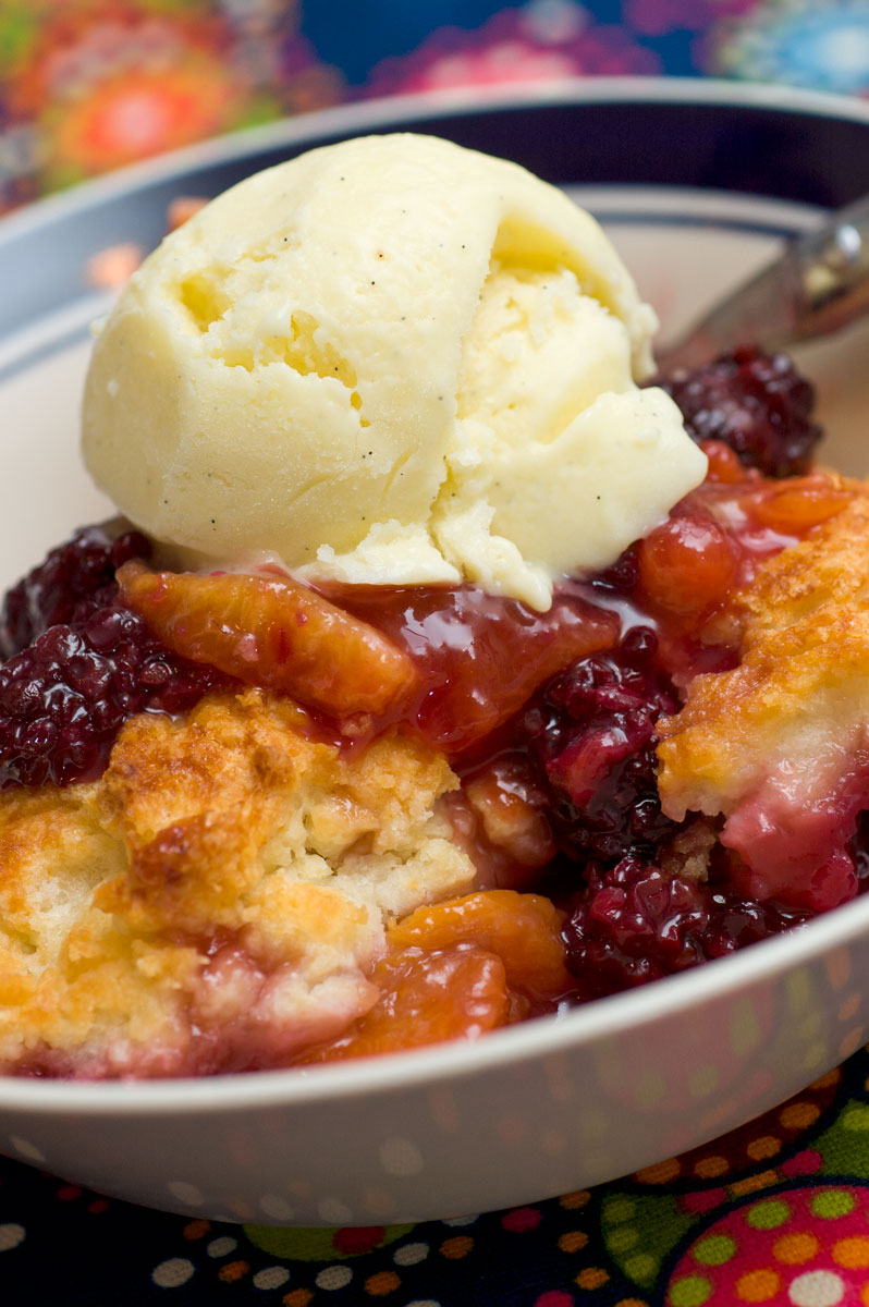 Blackberry Peach Cobbler | AL.com