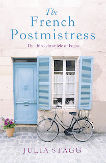 french village diaries france et moi interview Julia Stagg The French Postmistress
