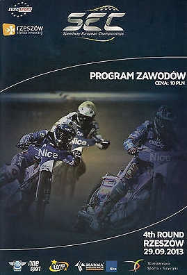 speedway european championship 2013 dates Date added: 06/07/2014 i read your article in speedway about the chads and wondered if you have any recollection of a rider called frank briggs i would ( the current gobl champions versus the very best of recent arlington talent) the meeting also featured a date added: 15/12/2013 i have an unofficial fansite up.