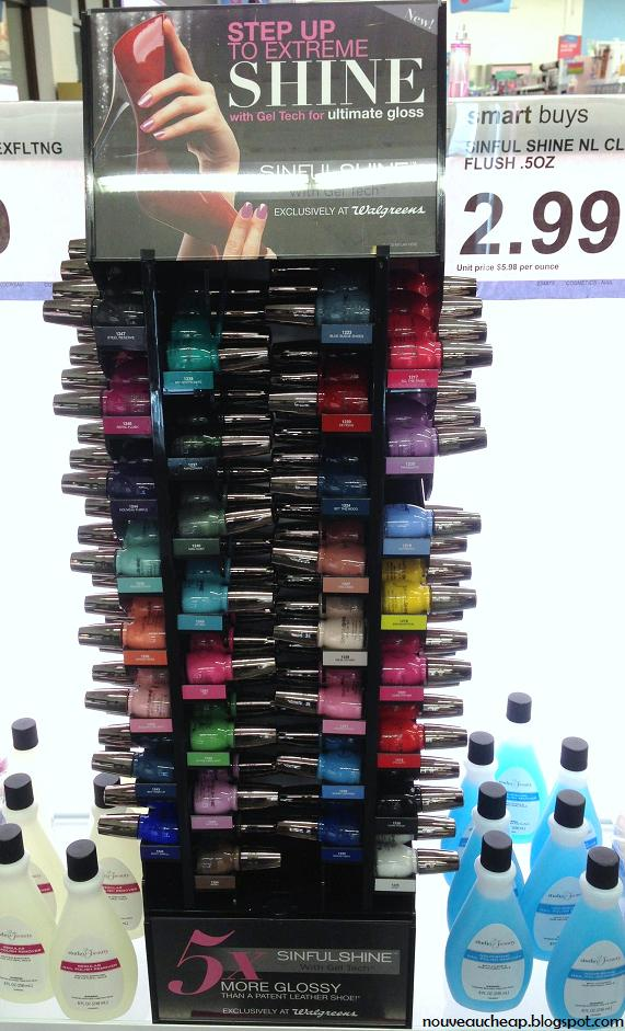 Mommy needs a manicure stat.: Sinful Colors: Sinful Shine with Gel ...