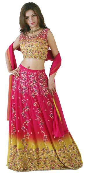 Informative Articles with pictures: Indian Cultural Dresses