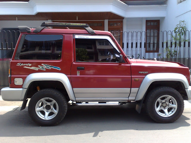 Daftar Harga Mobil Daihatsu Feroza Bekas