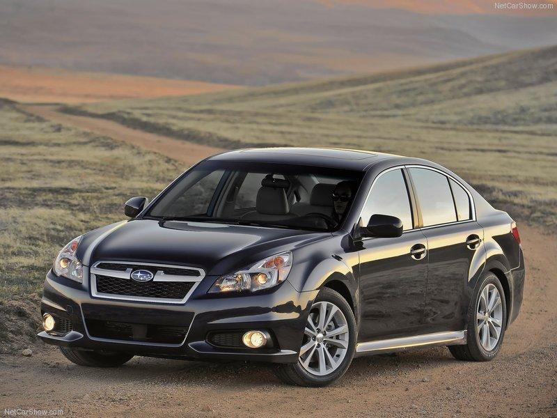 Subaru Legacy, 2013