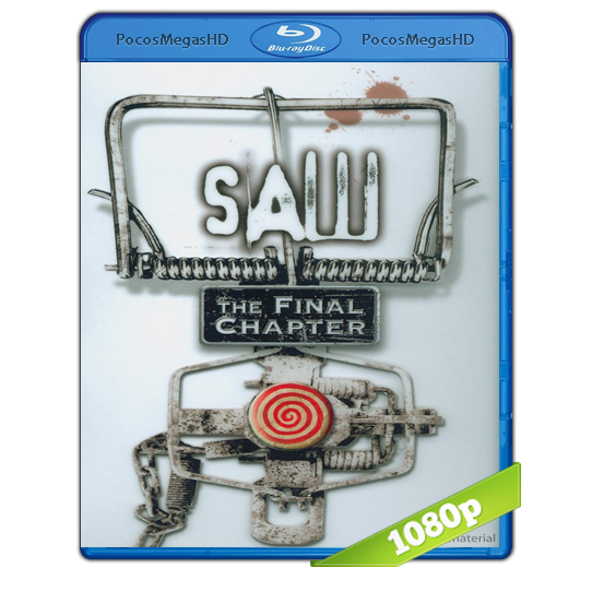 Saw VII: The Final Chapter V. ExTendida (2010) BrRip Audio Ingles 5.1 + Subtitulos