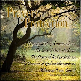 PROTECT ME O LORD