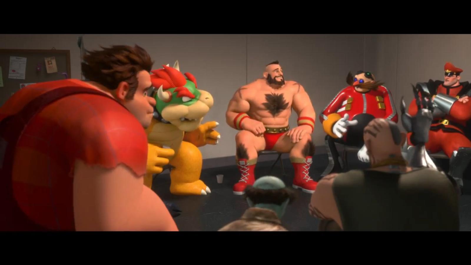 Wreck-It Ralph Nintendo Exclusive