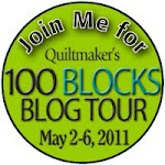Quiltmaker 100 Designer Blocks Volume 3 Blog Tour
