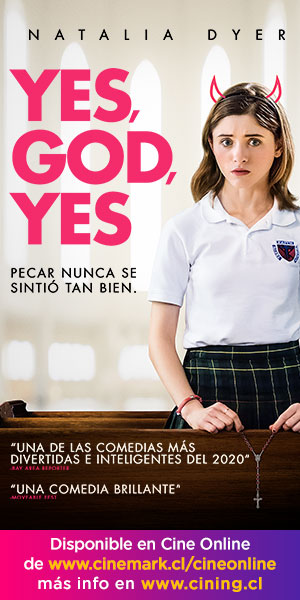 ESTRENO: YES, GOD, YES