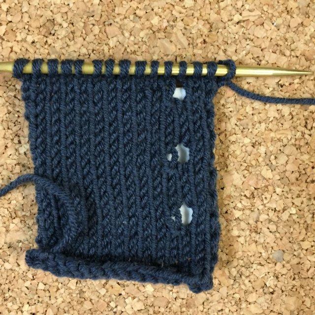 Knitting Stitches Buttonholes : Jimmy Beans Wool Blog: Buttonhole Basics Part 1: Knitting