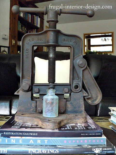 The Frugal Tree Vintage Book Press Alternative