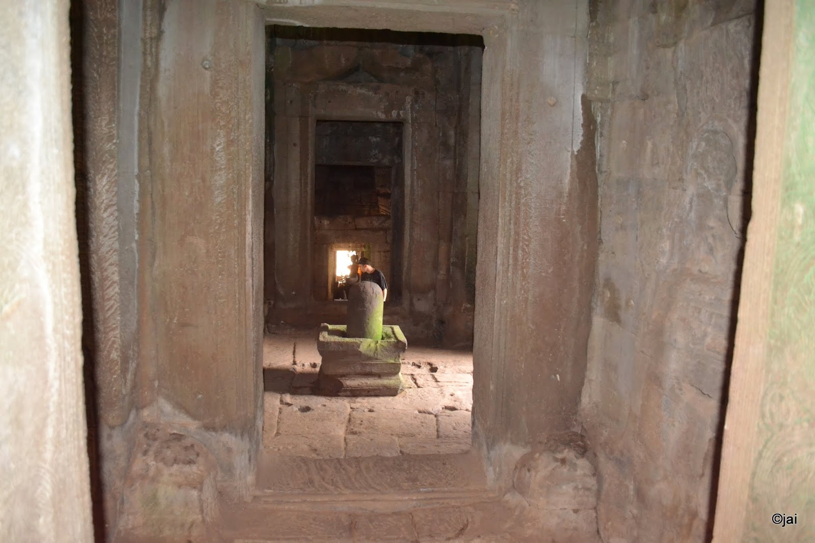 Lingam at The Bayon temple