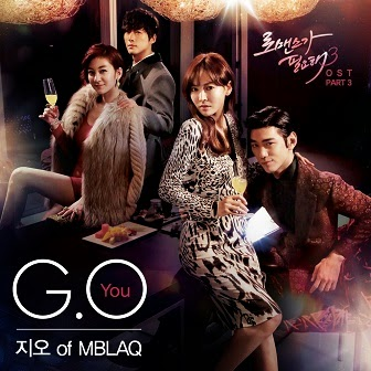 Lirik Lagu: G.O - You (OST I Need Romance)