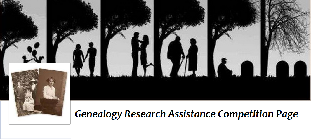 Genealogy Research Assistance Competition