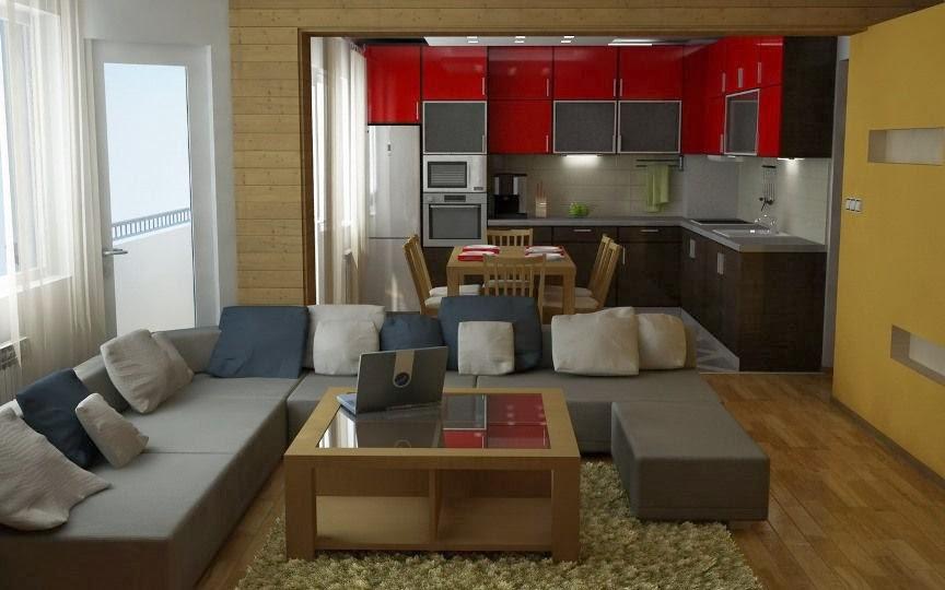 Кухня 3D - 18