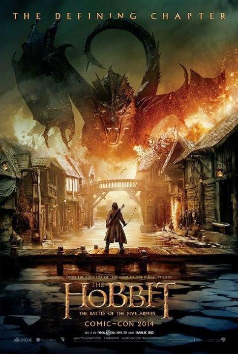 Ver El Hobbit: La batalla de los Cinco Ejércitos (2014) Online