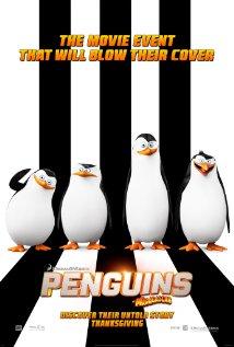 Οι Καλύτερες Ταινίες για Παιδιά Οι Πιγκουίνοι της Μαδαγασκάρης