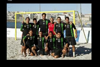 Futbol Playa