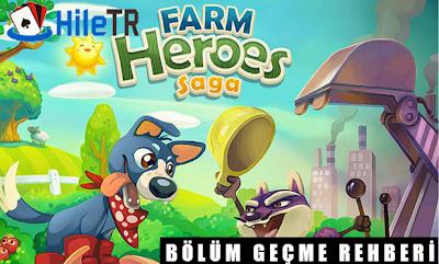 Farm Heroes Saga Bölüm Geçme Rehberi