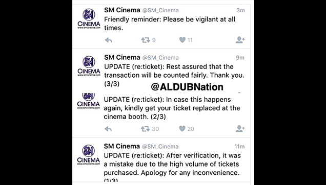 Is the MMFF ticket swapping an honest mistake or an intentional act?