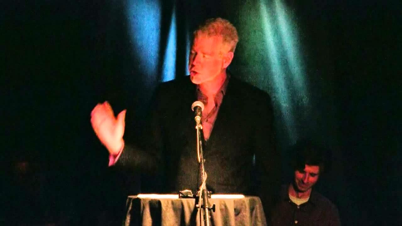 MICHAEL BLOUIN - WRITER