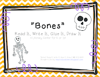 http://www.teacherspayteachers.com/Product/Bones-Read-It-Write-It-Glue-It-Draw-It-946836