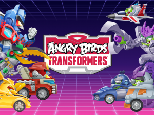 Angry Birds Transformers MOD APK v1.28.2 Full Hack Unlimited Coins Offline for Android Gratis