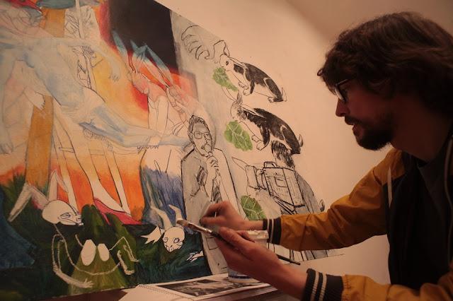 """Galerija Remont: Svečano zatvaranje izložbe """"Kružni put - treći krug"""""""