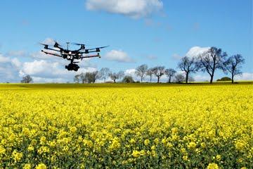 O que são eco-drones
