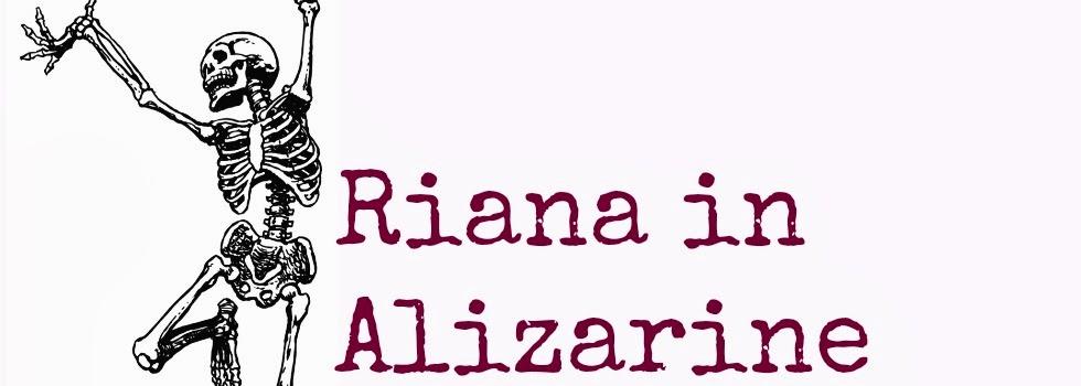 Riana in Alizarine