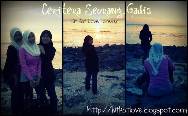 kit kat love forever...