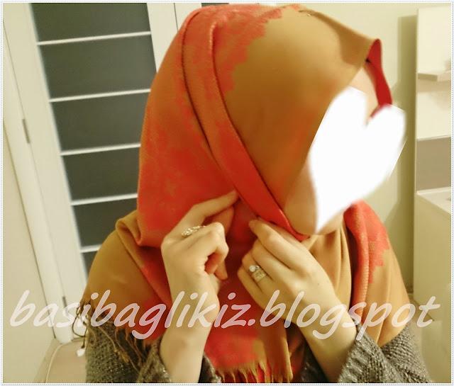 şal nasıl bağlanır,şal bağlama modelleri,hijab,hijab tarzı şal bağlama,tesettür,eşarp,