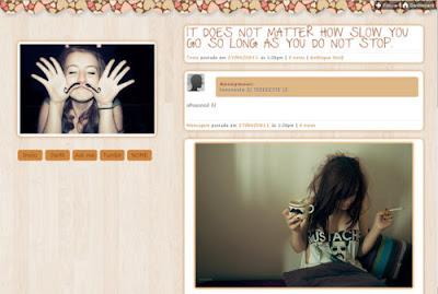 Para Seu Orkut   Msn   Twitter E Tumblr  Themes Para Tumblr Part  3