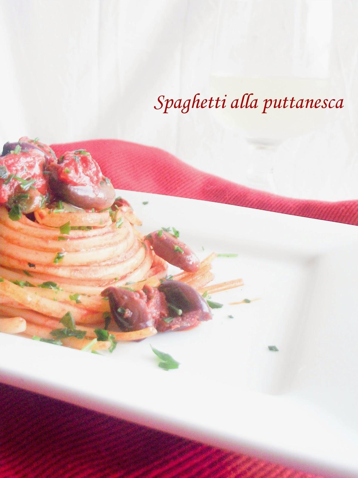 papà la mamma cucina le parolacce ovvero gli spaghetti alla puttanesca secondo max mariola (più o meno)