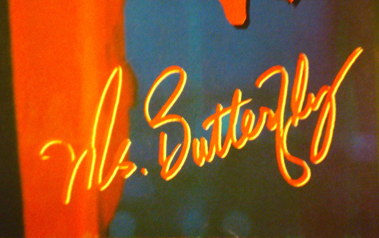 Bullets Over Chinatown: Ms. Butterfly (1993) R.I.P