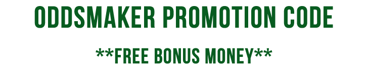 Oddsmaker Promotion Code - SCAM Warning 2012