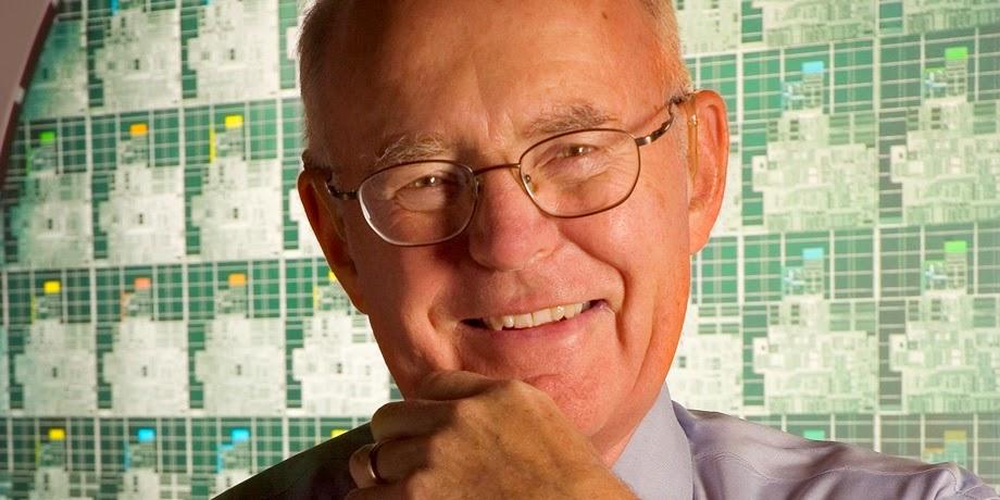 Lei de Moore completa 50 anos