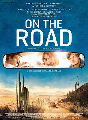 On the road, poster, affiche, sur la route, Kerouac, Francis Ford Coppola, Carnets de voyages, Roman, Kirsten Stewart, Sam Riley, Walter Salles, Your cinema is invalid