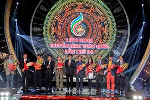 Khai mạc Liên hoan Truyền hình toàn quốc lần thứ 34