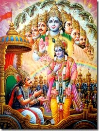 ENLIGHTEN YOUR SOUL-LOVE GOD & LIVE LIFE  BY WAY NARRATED IN SHRIMADBHAGVADGITA JI BY SRIKRISHNA JI