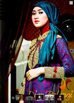 koleksi baju muslim dian pelangi 10 Koleksi Baju Muslim Dian Pelangi Trend Modis Terbaru