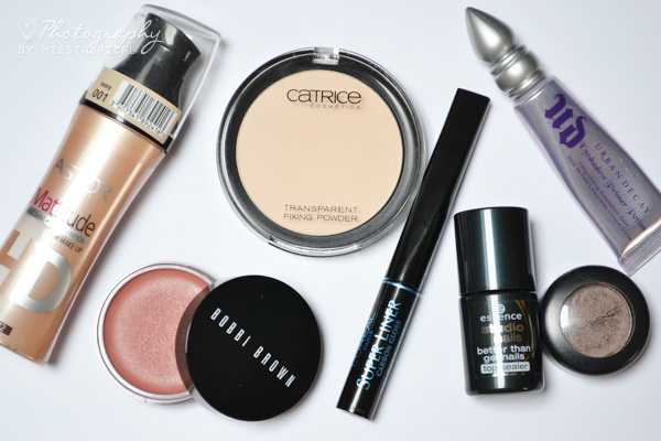 Januar Favoriten 2012 Make-up