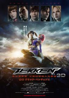 Ver online: Tekken: Blood Vengeance 3D (2011)